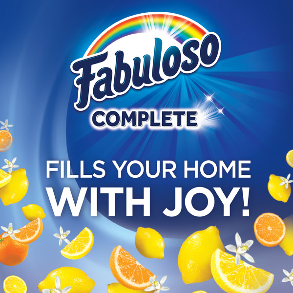 Fabuloso Sparkling Citrus Ecommers